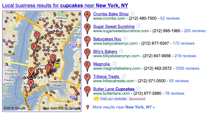 google map data scraping