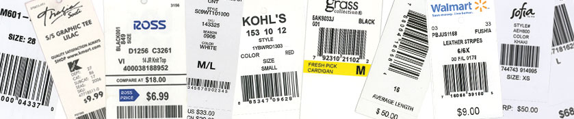 extract retail price
